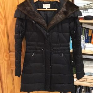 Laundry by Shelli Segal Down Winter Puffy Jacket